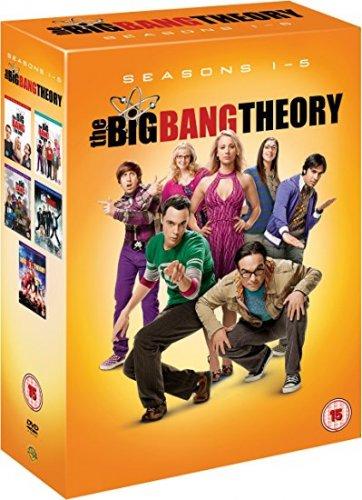 The Big Bang Theory Season 1-5 Boxset (Used - Very Good) £4.45 @ Amazon sold by OnlineMusicFilmGames