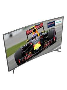 Hisense H55M6600, 55 Inch, 4K Ultra HD, HDR, Freeview HD, Smart Curved TV - £549.99 (+ £100 credit) + delivery - £555.98 @ Very (BNPL)