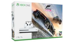 Xbox One S 500 GB Bundles FiFA 17 or Forza Horizon 3 with Free Controller + Halo 5 + Gears of War:Ultimate Edition + 3 months Live Membership £228.98 @ Microsoft Store