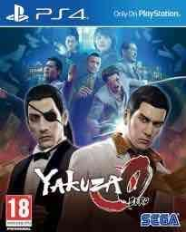 Yakuza 0 (PS4) £27.99 @ Grainger games
