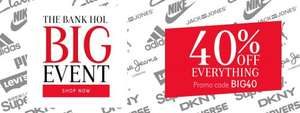 40% OFF Everything, absolute everyting @ La Redoute