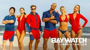 Free Baywatch Movie Tickets