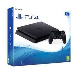 PS4 Slim 1TB Black Console £219.85  Free delivery @ ShopTo