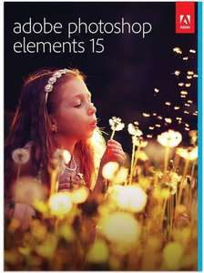 Adobe Photoshop Elements 15 (PC/Mac) £39.99 Amazon Deal of The Day