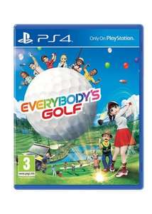 Everybody's Golf (PS4) £23.85 Delivered (Preorder) @ Base