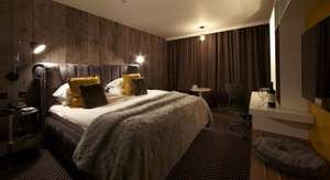 Friday night hotel stay for two PLUS 3 course meal each for £50pp @ Malmaison