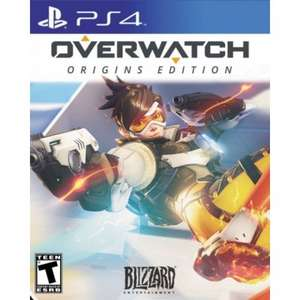 Overwatch PS4/XB1 - £15 instore @ Asda