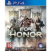 For Honour PS4 *New* for £24.99 @ Tesco Direct