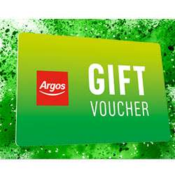 Free £5 gift voucher when you spend £50, or free £10 gift voucher when you spend £100 is back TOMORROW @ Argos