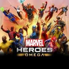 Marvel Heroes Omega Beta PS4