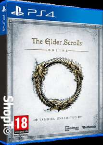 The Elder Scrolls Online: Tamriel Unlimited Inc Explorer Pack PS4 £11.86 @ Shopto