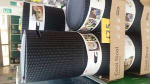 Rattan cool stool  instore at Morrisons for £25