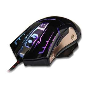 K-RAY Wired Gaming Mouse, adjustable DPI £3.99 delivered (Prime - £7.98 non-Prime) Sold by Always online and Fulfilled by Amazon