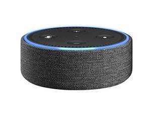 Amazon Echo Dot Case (various colours) from Amazon  £7.99 with code / £11.98 non prime