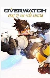 Overwatch - game of the year Xbox 30.24 (with Gold)