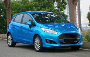 Ford Fiesta Hatchback 1.0 EcoBoost Zetec 5dr  (3+35) £166.72 pm . 8k PA Via WHATCAR
