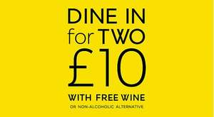 It's Back - £10 meal deal with wine at M&S  Wednesday 24th May - Tuesday 30th May