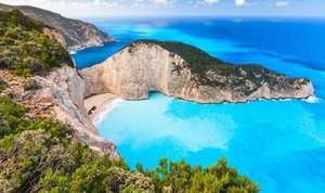 From Newcastle: 10-21 August (11 Nights) School Holiday in Zante (2A 2C) £289.27pp £1157.11 @ Alpharooms