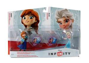 Disney infinity frozen toy box 2 figures and 2 power discs £2.99 @ amazon with prime £4.98 without