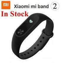 Original Xiaomi Miband 2 OLED Display Heart Rate Monitor Bluetooth Smart Wristband Bracelet - £15.65 @ BangGood