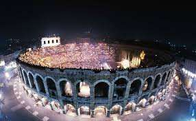 From London: 2 Nights Verona, 4 Nights Lake Garda + Carmen Opera Tickets £266.01pp £532.02  @ www.booking.com