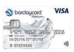 Barclaycard Platinum Travel Credit Card - no interest nor fees on purchases or cash withdrawals abroad until Aug 2022