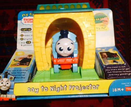 Thomas tank engine light projector £3.50 instore @ Tesco