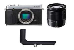 Fujifilm X-E2s + 16-50mm II + Metal Grip + Half Case £499 inc @ London Camera Exchange