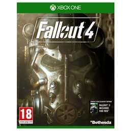 Fallout 4 [XBox] preowned £5.99 @ Game