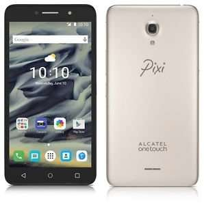 EXPIRED! Alcatel Pixi 4 Phablet 6 inches 4G 16Gb 1.5 Gb RAM Metallic Silver sim-free £49 at PhoneShop by Sainsbury's