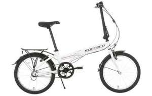 Carrera Transit Folding Bike, £256 @ Halfords, save 20%.