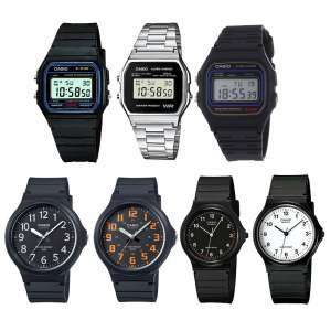Casio Mens Watch - from £5.19 Del @ 7dayshop