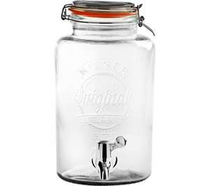 KILNER 5-litre Drinks Dispenser now £10.49 with Free C&C @ Currys
