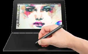 Lenovo Yoga Book 2in1 Laptop Tablet £339 @ Amazon
