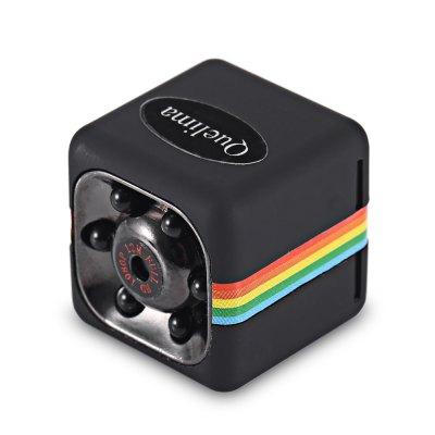 Quelima SQ11 Mini Camera 1080P HD DVR £6.68 delivered w/code @ Gearbest