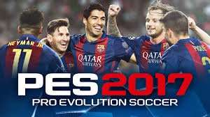 PES 2017 Free on The Google Play And Apple IOS Stores