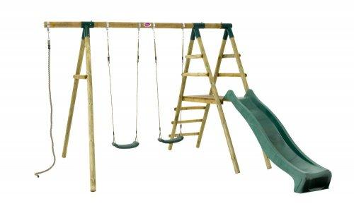 plum wooden giant baboon swing set £235 B&Q