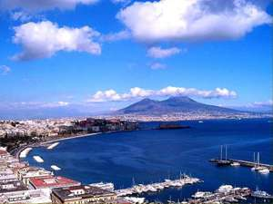 RETURN Flights to Naples at £39pp @ Thomson