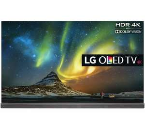 "LG OLED77G6V Smart 3D 4k Ultra HD HDR 77"" OLED TV £12995.97 Currys"