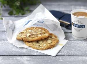 Free Cookie with Greggs Rewards