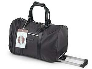 Sainsbury's (instore) Constellation 'Dorchester' Roller Holdall (was £35) now £10.50.