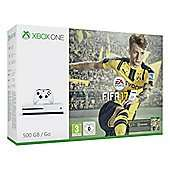 Xbox One S 500GB FIFA 17 Console + Gears of war 4 only £199 @ tesco direct with code