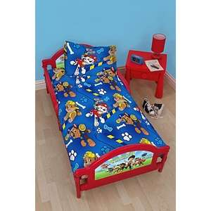 Paw patrol 4 in 1 bedding and duvet bundle, was £20 now £15 @ Asda