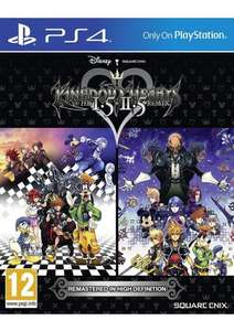 Kingdom Hearts 1.5/2.5 HD Remix (PS4) £24.85 @ Simply Games