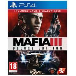 Mafia III Deluxe Edition (Game + Season Pass) £14.99 @ GAME (PS4/XB1)