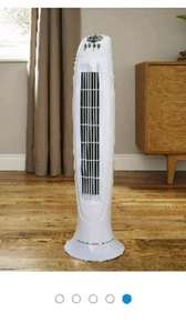 Tesco Tower Fan £20