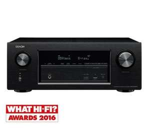 Denon AVR-X3300 AV reciever - £499 @ Richer Sounds