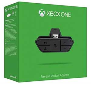 Xbox One Stereo Headset Adapter New £6 @ ASDA instore