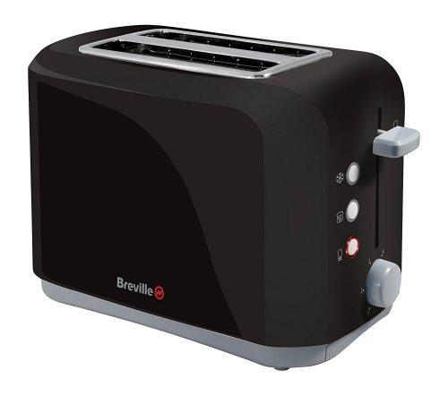 Breville VTT232 Black 2 Slice Toaster £15 Prime / £19.75 Non Prime - Amazon
