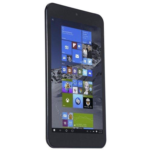 "Connect 8"" Tablet Intel Atom Quad Core 1GB RAM 32GB HDD Wi-Fi Windows 10 Black £40 Tesco Outlet eBay"